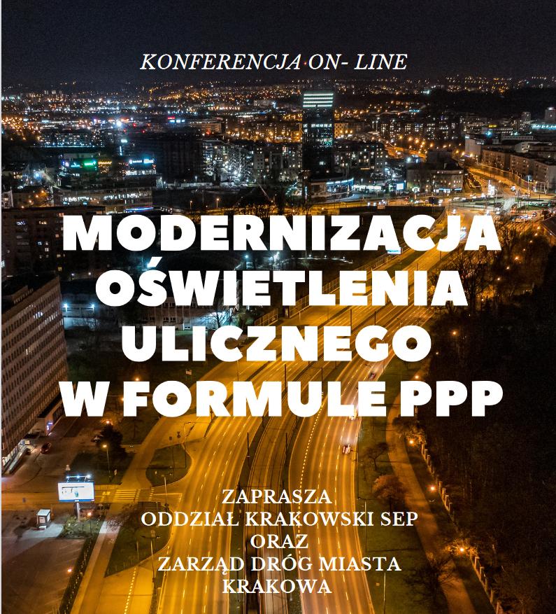 Zdjęcie Modernizacja krakowskiego oświetlenia ulicznego w formule PPP